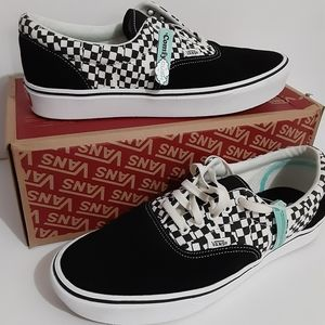 Vans Checkeredboard Low Top Skateboard Mens Shoes